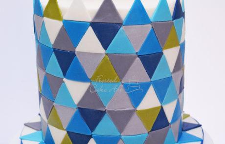 GeometricCake-Celebration-Cake