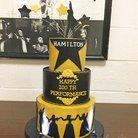 Hamilton Cake - Speciality Cake - Wedding Cake