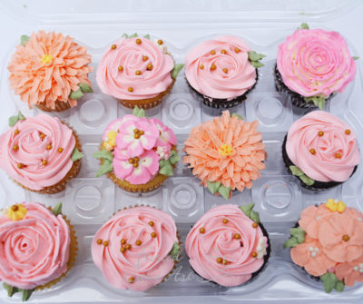 Wedding Cake - Flower Cupcake - Speciality Cake - Best Bakery