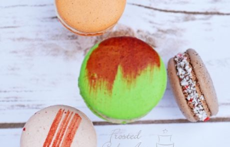 French Macarons - Frosted Cake Art - Bakery - Cakes - Cleveland Baker