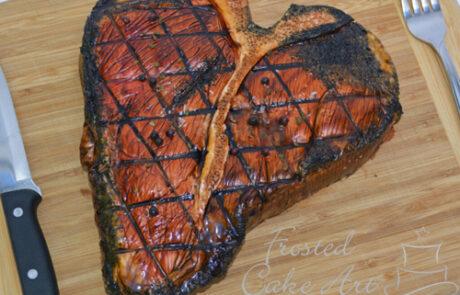 Food Cake Steak Cake Gallery 500x500