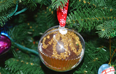 Hot Chocolate Bombs - Ornament