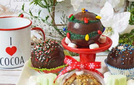 Hot Chocolate Bombs - Hot Cocoa Bombs - Hot Choco Bombs - Bakery