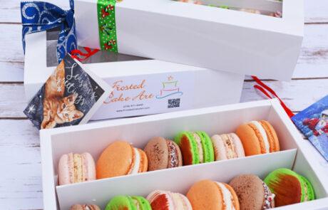 Macaron Holiday Gift Box 3