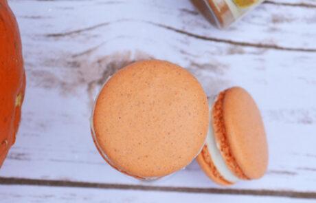 Macaron Pumpkin Spice